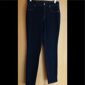 Maurices High Rise skinny jeans Medium Short